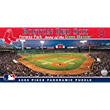 Masterpieces MLB Boston Red Sox Stadium Panoramic Jigsaw Puzzle, 1000-Piece
