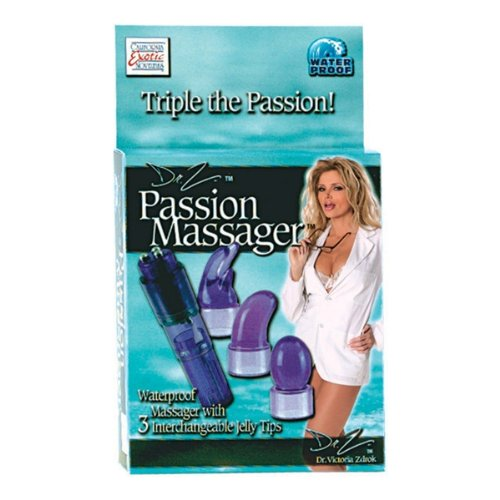 Dr Z Passion Massager by Erotic Favors