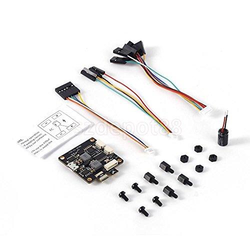 F3 V3.1 PRO Flight Controller Integrated A+OSD+BEC 3OZ Plated Board for FPV by uptogethertek