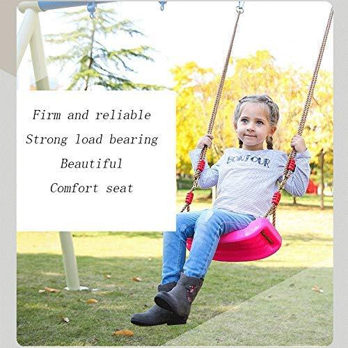 De accessoire kunststof kinderschommel voor buiten schommelzitplaat