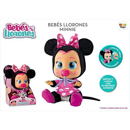 Jurebecia Vestido de Lunares Mini Mouse Ears Diadema para ni/ñas Princesa Bowknot Tutu Fiesta de cumplea/ños Trajes 1-7 a/ños