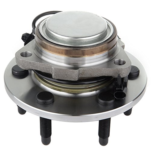 ECCPP Replacement for New Front Wheel Hub Bearing Assembly Fits Chevrolet GMC Cadillac 2WD W/ABS (2007 Silverado Hub)