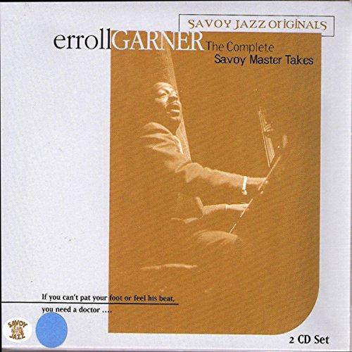 Errol Garner: The Complete Savoy Master Takes