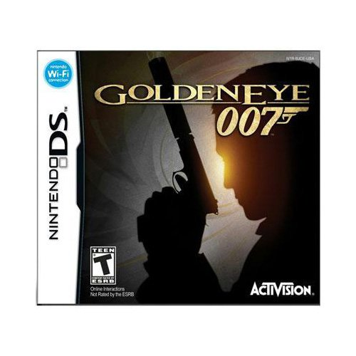 New Activision Blizzard James Bond 007: Goldeneye For Ds Excellent Performance High Quality