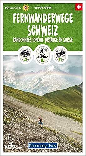 Télécharger Switzerland - long-distance hikes gratuit de livres en PDF