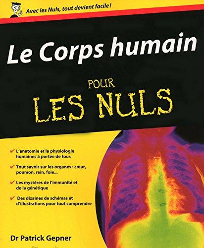 Télécharger Le Corps Humain Pour Les Nuls Pdf De Patrick Gepner Perchnetlili