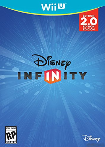 Media Storage Disney (WiiU Disney Infinity Edition 2.0)