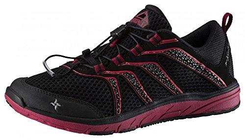 McKinley multifunción Zapatos Amphibio W Black/Purple (EU) Black/ Purple