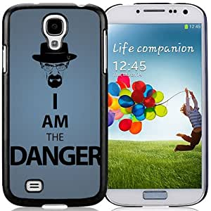 New Beautiful Custom Designed Cover Case For Samsung Galaxy S4 I9500 i337 M919 i545 r970 l720 With I Am The Danger Phone Case