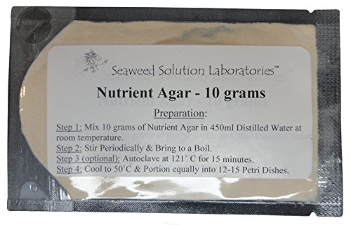 Nutrient Agar 10 grams Solution