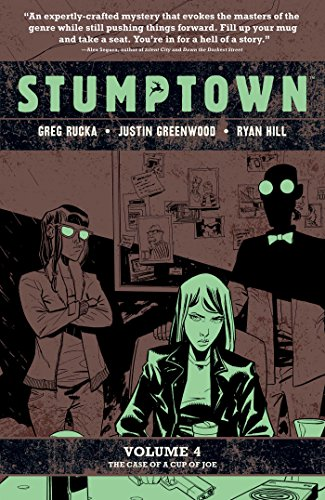 Pdf Graphic Novels Stumptown Vol. 4: The Case of a Cup of Joe