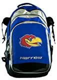 Broad Bay Kansas Harrow Field Hockey Backpack KU Jayhawks Hockey Gear Bag Blue