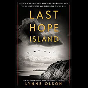 Last Hope Island Audiobook
