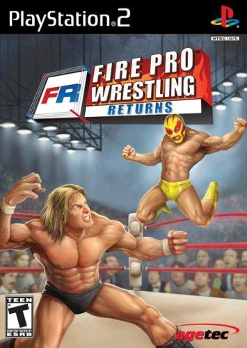 Free Fire Pro Wrestling Returns - PlayStation 2