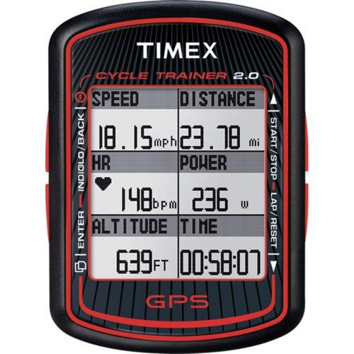 Timex T5K615 GPS Bike Computer