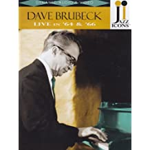Jazz Icons: Dave Brubeck Live in '64 & '66