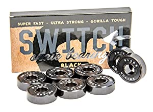 Switch Skate Bearings - Skateboards, Longboards, Inline Skates, Scooters, Spinners