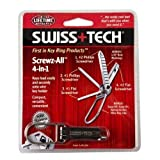 SwissTech S50021 Screwz-All Polished Stainless Steel Clampack, Outdoor Stuffs