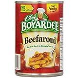 Chef Boyardee Beefaroni, 15-Ounce (Pack of 24)