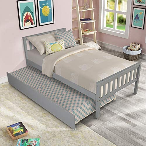 Twin Bed Modern Bed Frame