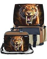 Amazon com: Kidaroo High Quality Backpack & Lunchbox for