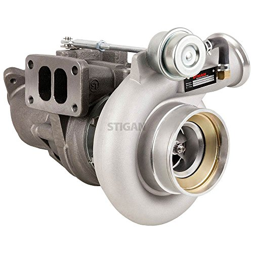 New Stigan Turbo Turbocharger w/Elbow For Dodge Ram Cummins 24v Manual Trans 1999 2000 2001 2002 - Stigan 847-1009 New