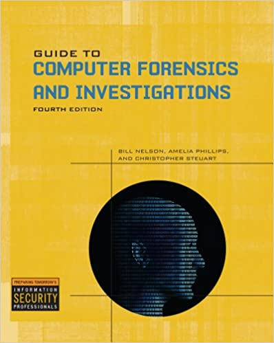 Bundle: Guide to Computer Forensics and Investigations, 4th + Web