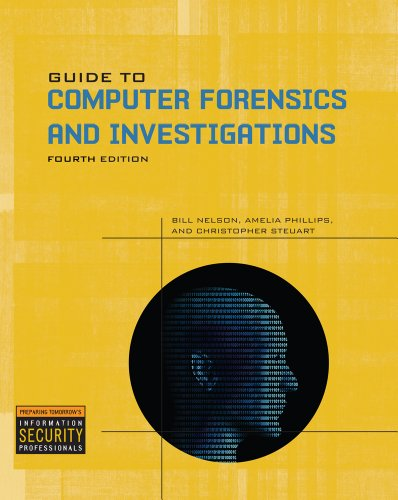 Bundle: Guide to Computer Forensics and Investigations, 4th + LabConnection Online Printed Access Card for Guide to Comp