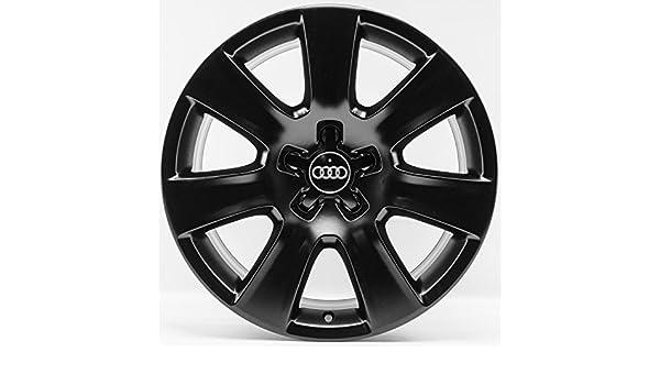 Audi Q3 8U SUV 18 pulgadas Sportsline Llantas Original Audi OE OEM Llantas 4h de B: Amazon.es: Coche y moto