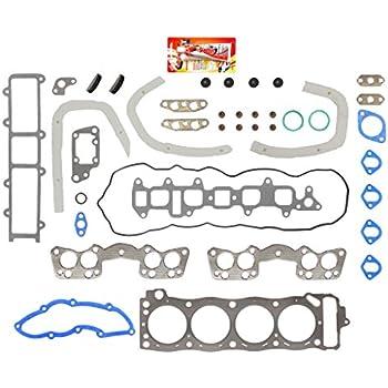 Intake Manifold Gasket Set Fits 81-82 Toyota Celica Corona 2.4L L4 SOHC 8v