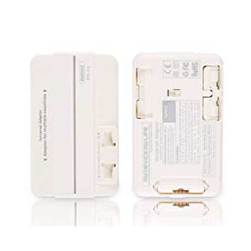 Remax RS-x1 Juego de Cargador 2 USB 2.1 A, Color Blanco ...