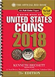 img - for A Guide Book of United States Coins 2018: The Official Red Book, Spiral book / textbook / text book