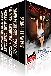 The Alpha Pack: Ten Fated Mates Hunted by Their Alphas (Shameless Book Bundles 2)