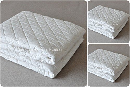 Voice7 Quilted Mattress Protector EXTRA-DEEP 12