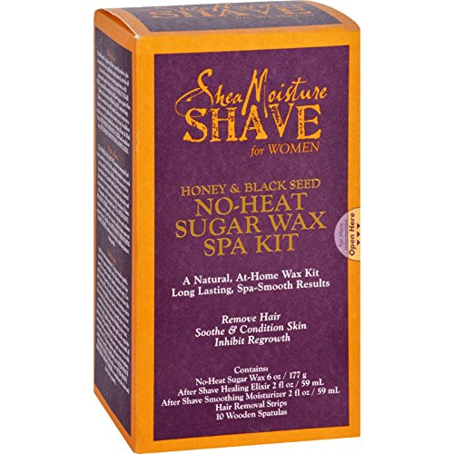 SheaMoisture Sugar Wax Spa Kit