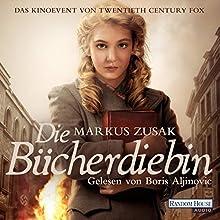 Die Bücherdiebin Hörbuch von Markus Zusak Gesprochen von: Boris Aljinović
