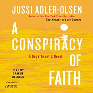 A Conspiracy of Faith Audiobook