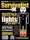 Survivalist Magazine Issue #7 - Survival Energy