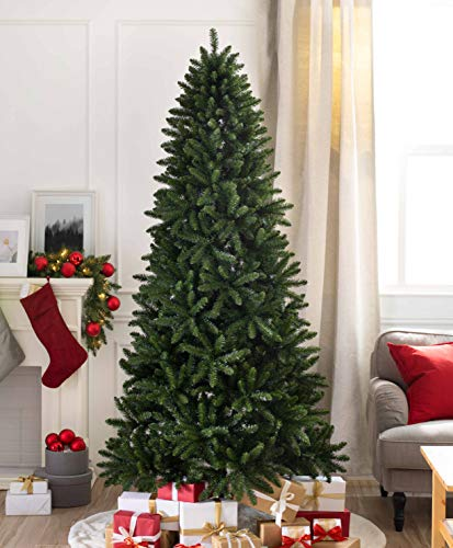 Fraser Pine Artificial Christmas Tree, 6 Feet,