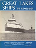 img - for Great Lakes Ships We Remember book / textbook / text book