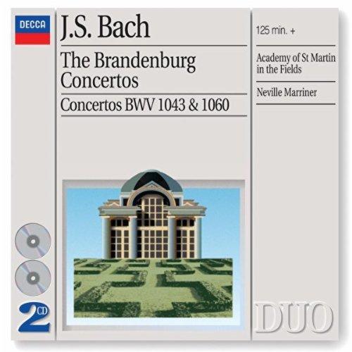 Js Bach Concertos (Bach, J.S.: The Brandenburg Concertos etc)
