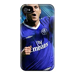 Premium Protection The Halfback Of Chelsea Frank Lampard Scored A Goal Cases Covers For Iphone 6- Retail Packaging
