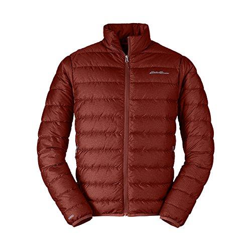Eddie Bauer Men's CirrusLite Down Jacket, Russet Regular XL by Eddie Bauer