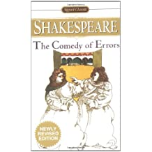 The Comedy of Errors (Signet Classics)