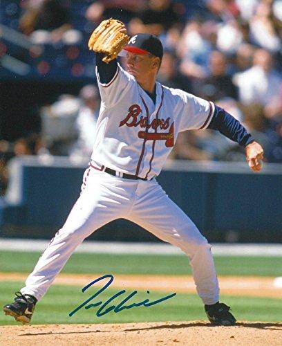 Autographed Glavine Photo - 8x10 COA A - Autographed MLB - 8x10 Mlb Photo Autographed Glavine
