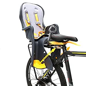 Bicycle Kids child Rear Baby Seat bike Carrier USA Standard With Rack by CyclingDeal