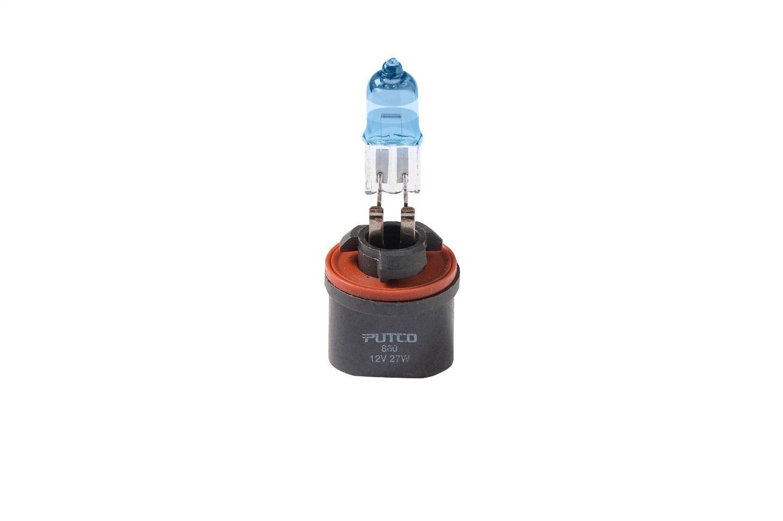 880 Putco 230880DW Pure Halogen Headlight Bulb Double White Pair Putco Lighting