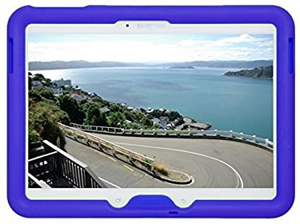 BobjGear - Carcasa resistente para tablet Samsung Galaxy Tab 4 10.1, y Tab 3 10.1, modelos Wi-Fi (SM-T530), 3G (SM-T531), 4G (SM-T535), y otros ...