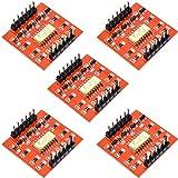 DAOKI 5Pcs Expansion Board TLP281 4-Channel 4 CH