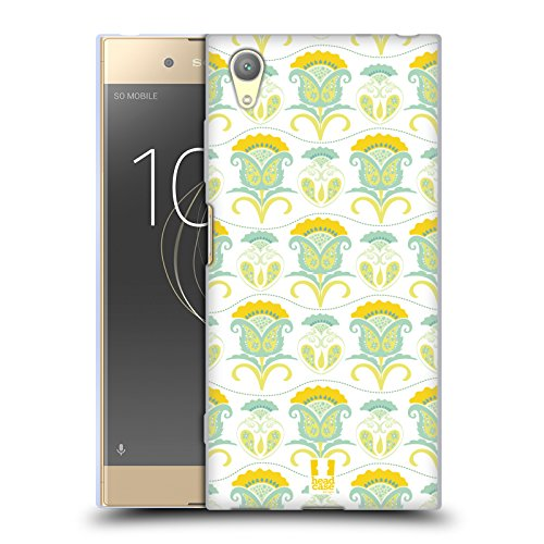 Floral Daydream (Head Case Designs Floral Daydream Bohemian Patterns Soft Gel Case for Sony Xperia XA1 Plus)